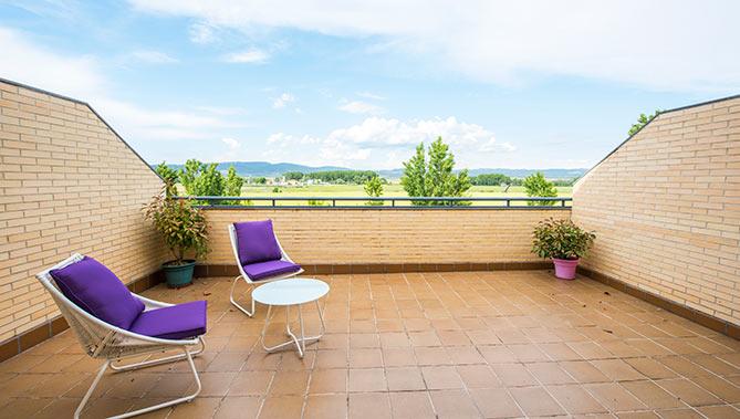terraza-casa-rural-en-olite